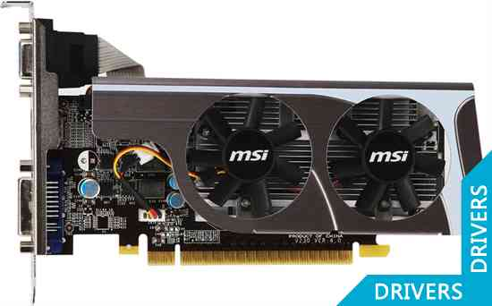 Видеокарта MSI GeForce GT 630 1024MB DDR3 (N630GT-MD1GD3/LP)