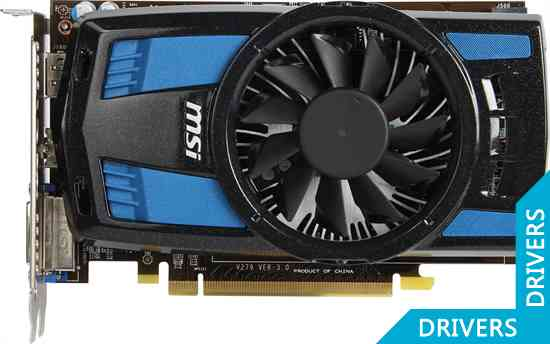 Видеокарта MSI HD 7750 OC 1024MB GDDR5 (R7750 Power Edition 1GD5/OC)