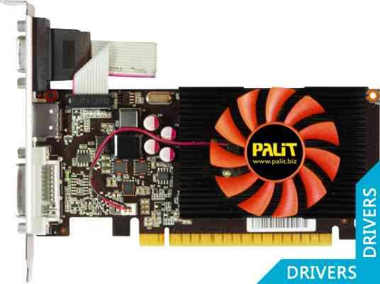 ���������� Palit GeForce GT 440 1024MB DDR3 (NEAT440NHD01-1085F)