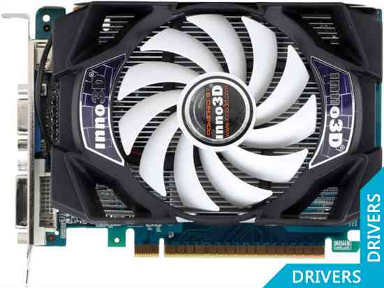 Видеокарта Inno3D Geforce GTS 450 1024MB GDDR5 (N450-4SDN-D5CX)