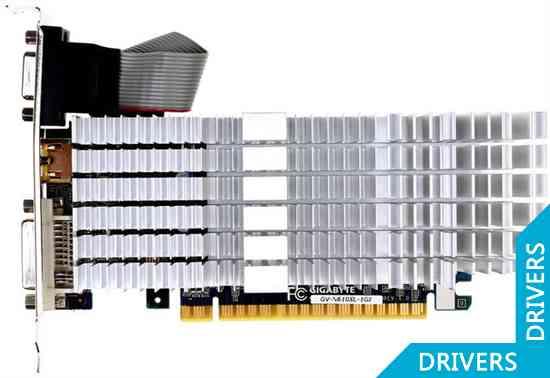 ���������� Gigabyte GeForce GT 610 1024MB DDR3 (GV-N610SL-1GI)