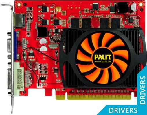 Видеокарта Palit GeForce GT 430 1024MB DDR3 (NEAT430NHD01-1080F)