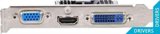 ���������� MSI GeForce GT 620 1024MB DDR3 (N620GT-MD1GD3/LP)