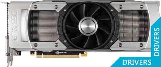 Видеокарта Gigabyte GeForce GTX 690 4GB GDDR5 (GV-N690D5-4GD-B)