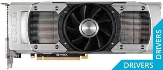 Видеокарта Palit GeForce GTX 690 4GB GDDR5 (NE5X690012G5-P2000F)