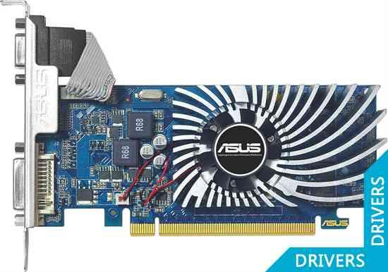 Видеокарта ASUS GeForce GT 620 1024MB DDR3 (GT620-1GD3-L)