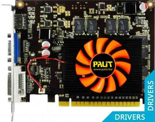 Видеокарта Palit GeForce GT 630 2GB DDR3 (NEAT6300HD41-1080F)