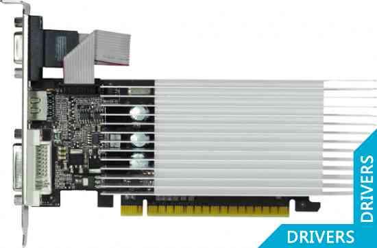 ���������� Palit GeForce GT 610 1024MB DDR3 (NEAT6100HD06-1193H)