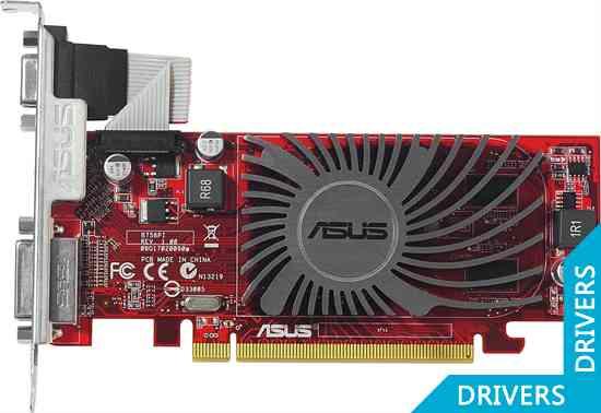 ���������� ASUS HD 5450 512MB DDR3 (EAH5450 SL/DI/512MD3/V2(LP))