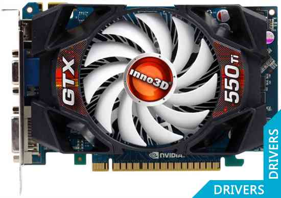 ���������� Inno3D GeForce GTX 550 Ti 3GB GDDR5 (N550-2DDV-L3GX)