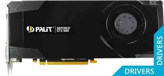 ���������� Palit GeForce GTX 680 2GB GDDR5 (NE5X68001042-P2002F)