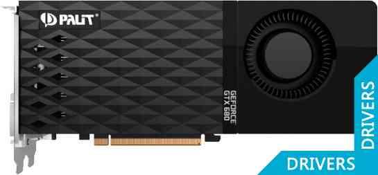 ���������� Palit GeForce GTX 680 2GB GDDR5 (NE5X68001042-1040F)