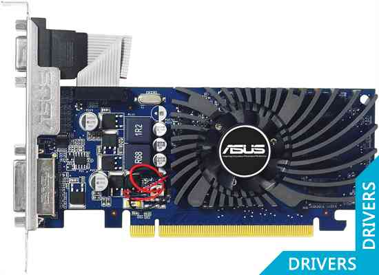 Видеокарта ASUS GeForce 210 512MB DDR3 (EN210/DI/512MD3/V2(LP))