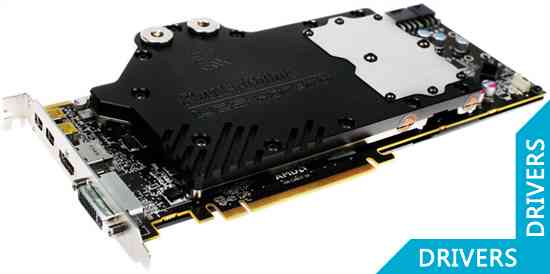 Видеокарта PowerColor LCS HD 7970 3GB GDDR5 (AX7970 3GBD5-W2DH)