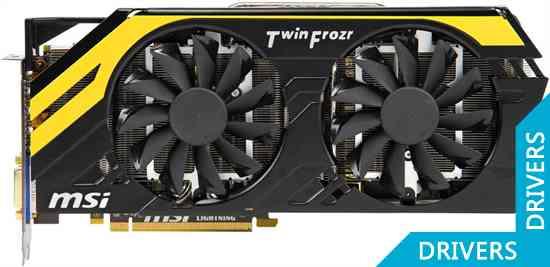 ���������� MSI HD 7970 3GB GDDR5 (R7970 Lightning)