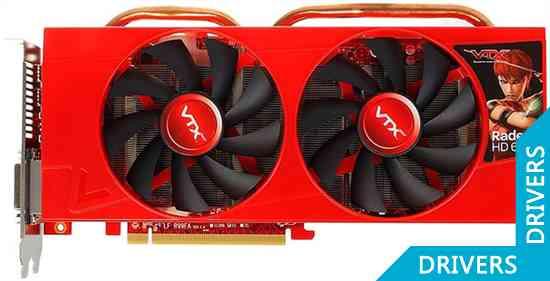 ���������� VTX3D HD 6950 1024MB GDDR5 (VX6950 1GBD5-2DH)