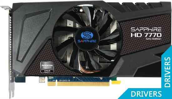 Видеокарта Sapphire HD 7770 OC 1024MB GDDR5 (11201-02)