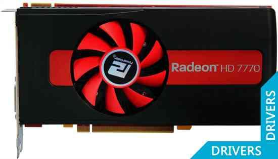 Видеокарта PowerColor HD 7770 1024MB GDDR5 (AX7770 1GBD5-2DH)