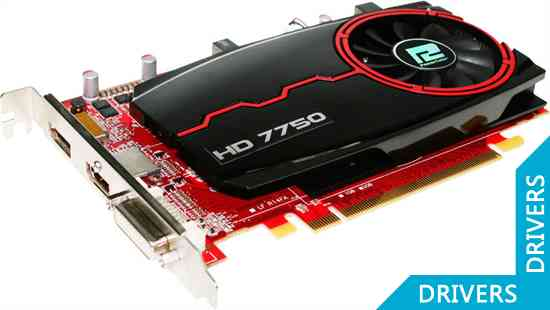 Видеокарта PowerColor HD 7750 1024MB GDDR5 (AX7750 1GBD5-DH)