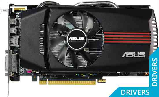 Видеокарта ASUS HD 7770 DirectCU 1024MB GDDR5 (HD7770-DC-1GD5)