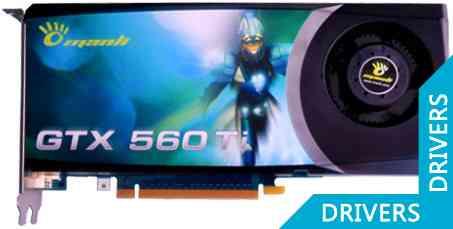 ���������� Manli GeForce GTX 560 Ti 1024MB GDDR5 (M-NGTX560TI/5R7HDD)