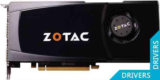 Видеокарта ZOTAC GeForce GTX 470 1280MB GDDR5 (ZT-40201-10P)