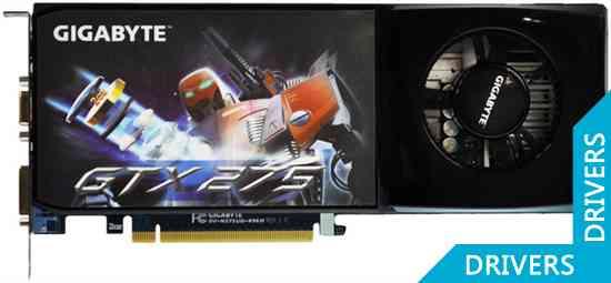 Видеокарта Gigabyte GeForce GTX 275 896MB GDDR3 (GV-N275UD-896I)