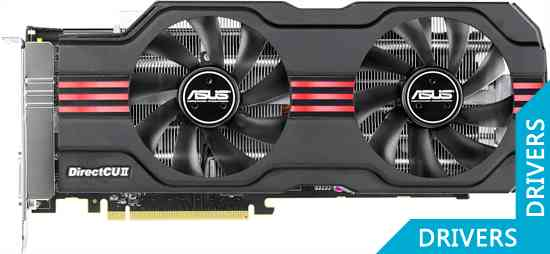 Видеокарта ASUS HD 7950 DirectCU II TOP 3GB GDDR5 (HD7950-DC2T-3GD5)