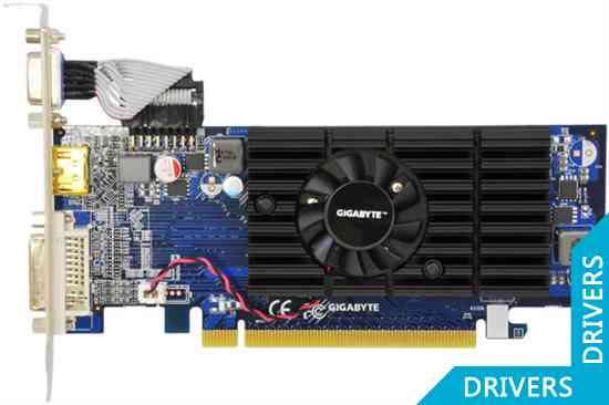 Видеокарта Gigabyte HD 5450 1024MB DDR3 (GV-R545D3-1GI)