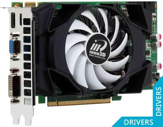 Видеокарта Inno3D GeForce GTX 460 1024MB GDDR5 (N46V-2SDN-D5GX)