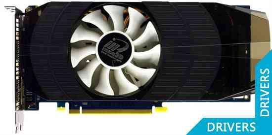 Видеокарта Inno3D GeForce GTX 570 1280MB GDDR5 (N57V-3SDN-J5KW)