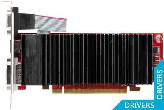 Видеокарта MSI HD 4350 1024MB DDR3 (R4350-MD1GD3H/LP)