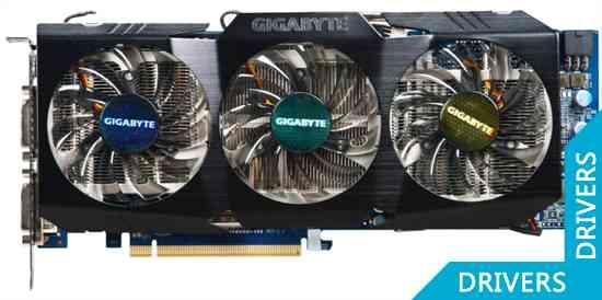 Видеокарта Gigabyte GeForce GTX 480 1536MB GDDR5 (GV-N480SO-15I)