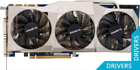 ���������� Gigabyte GeForce GTX 470 1280MB GDDR5 (GV-N470OC-13I (rev. 2.0))