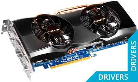 ���������� Gigabyte GeForce GTX 460 1024MB GDDR5 (GV-N460OC-1GI (rev. 2.0))