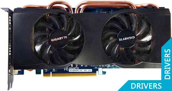 Видеокарта Gigabyte GeForce GTX 560 Ti 1024MB GDDR5 (GV-N560UD-1GI (rev. 2.0))