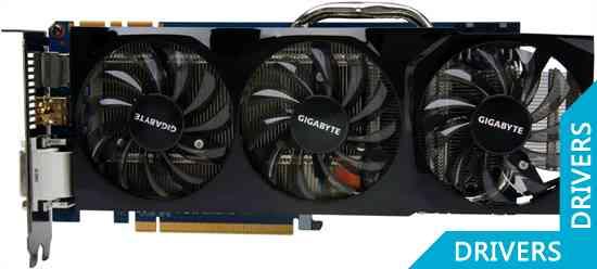 Видеокарта Gigabyte GeForce GTX 570 1280MB GDDR5 (GV-N570OC-13I (rev. 2.0))