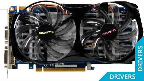 ���������� Gigabyte GeForce GTX 550 Ti 1024MB GDDR5 (GV-N550WF2-1GI)
