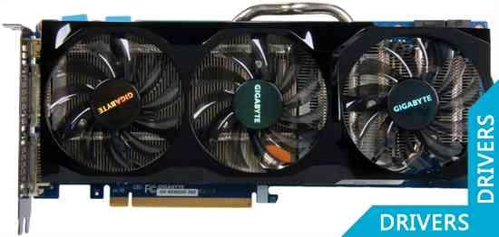 Видеокарта Gigabyte GeForce GTX 580 3GB GDDR5 (GV-N580UD-3GI)