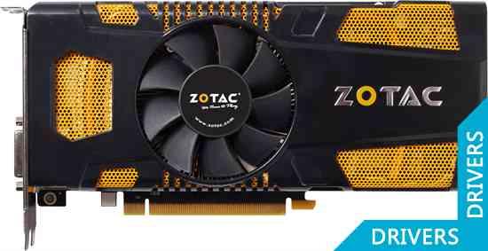 Видеокарта ZOTAC GeForce GTX 560 Ti 448 Cores 1280MB GDDR5 (ZT-50313-10M)