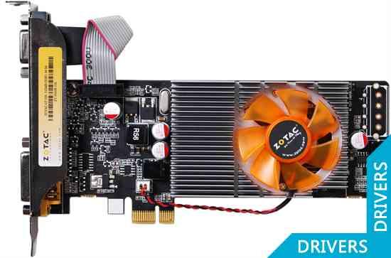 Видеокарта ZOTAC GeForce GT 520 512MB DDR3 (ZT-50608-10L)