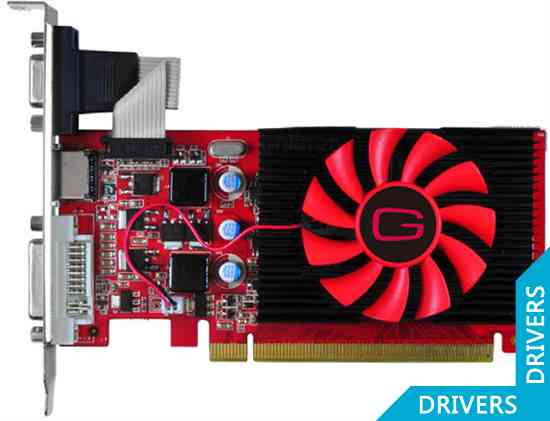 Видеокарта Gainward GeForce GT 430 1024MB DDR3 (426018336-1596)