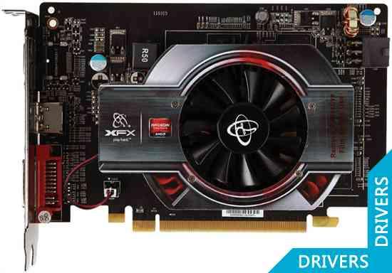 Видеокарта XFX HD 6750 1024MB DDR3 (HD-675X-ZAF4)