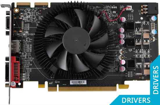 Видеокарта XFX HD 6750 1024MB GDDR5 (HD-675X-ZNLC)
