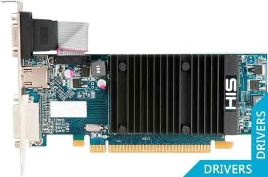 ���������� HIS HD 6450 Silence 2GB DDR3 (H645H2G)