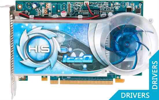 Видеокарта HIS HD 6570 IceQ 1024MB DDR3 (H657QO1G)