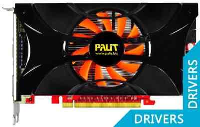 Видеокарта Palit GeForce GTX 460 Sonic 1024MB GDDR5 (NE5X460SHD02-1142F)
