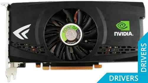 Видеокарта Point of View GeForce GTX 560 2GB GDDR5 (VGA-560N-B1-2048)