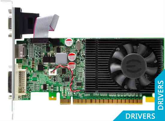 ���������� EVGA GeForce GT 430 1024MB DDR3 (01G-P3-1335-KR)