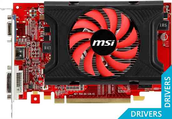Видеокарта MSI HD 6670 1024MB DDR3 (R6670-MD1GD3)